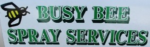 BUSY BEE SPRAY SERVICES